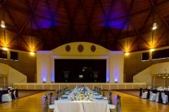 TKO Entertainment - Astrodome wedding reception