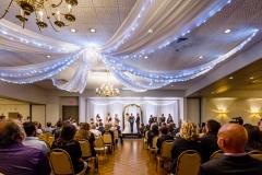 TKO Entertainement wedding reception at St Paul Hellenic Center