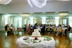 TKO Entertainement wedding reception at St Paul Hellenic Center