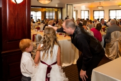 TKO Entertainment wedding reception  Fox Meadow Country Club