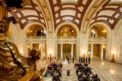 Cuyahoga County Courthouse, Cleveland, wedding