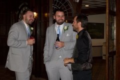 TKO Entertainment wedding reception at Lake Forest Country Club in Medina