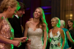 TKO Entertainment wedding reception at  The Union Club