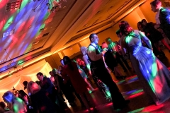 TKO Entertainment wedding reception Embassy Suites Rockside